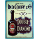 Double Diamond Ale Metal Bar Sign