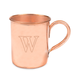 Personalized Moscow Mule Copper Mug - 17 oz