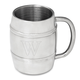 Personalized Keg Mug - Double Walled Stainless Steel - 14 oz