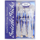 White Rock Candy Swizzle Sticks - 5 3/4