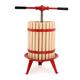 Fruit & Wine Press with Oak Basket - 18 Liter