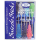 Assorted Flavors Rock Candy Swizzle Sticks - 5 3/4