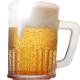 Beer Mug Cardboard Stand-Up