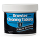 Craft Meister Beer Growler Cleaning Tablets