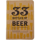 33 Bottles of Beer Tasting Notebook