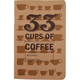 33 Cups of Coffee Tasting Notebook
