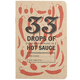 33 Drops of Hot Sauce Tasting Notebook