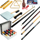 Billiards Pool Table Deluxe Accessories Kit - 32 Pieces