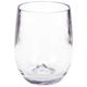 Strahl Stemless Osteria Wine Glass - Polycarbonate - 8 oz