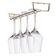 Glass Hanger Rack - Brass - 16