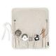 Viski Professional Canvas Bar Tool Roll-Up Bag