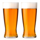 Spiegelau Beer Classics Lager Glasses - Set of 2 - 17 oz
