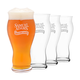 Spiegelau Samuel Adams Boston Lager Beer Glass Set - Pack of 4