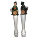Leprechaun Beer Tap Handle
