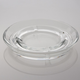Libbey Round Safety Ashtray - Glass - 6 1/2