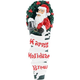 Santa Claus Beer Tap Handle