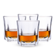 Libbey Perfect Rye Rocks Glass Set - 9 oz - 4 Pieces