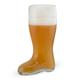 Oktoberfest European Glass Beer Boot - Half Liter