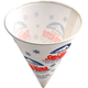Snow Cone Cups - 6 oz - Sleeve of 200