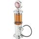 Retro Chrome Gas Pump Drink Dispenser - 32 oz
