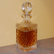 Crystal Liquor Decanter - 24 oz