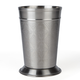 Mint Julep Cup - 15 oz - Etched Pattern