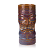 Libbey Ceramic Tiki Mug Tumbler - 20 oz - Brown