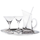 Artland Upstairs Martini Serving Set - 5 Pieces