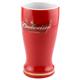 Budweiser Ceramic Pilsner Beer Glass - 16 oz