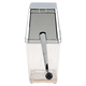Metrokane Retro Ice Crusher with Chrome Top