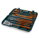Picnic Time BBQ Tool Set with Case - 18 Pieces
