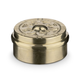 Flush Decorative End Cap - Polished Brass - 2