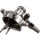 Hoff-Stevens Keg Coupler - Twin Probe