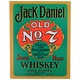 Jack Daniel's Green Label Vintage Bar Sign