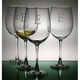 White Wine Glasses with Free Engraving - Set of 4