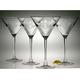 Martini Glasses - Set of 4  (Free Personalization)