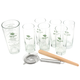Libbey Mojito Glass & Accessories Set - 9 Pieces