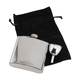 Pocket Flask Gift Set - Stainless Steel - 6 oz