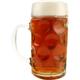 Stolzle Oktoberfest Bavarian Isar Beer Mug - Half Liter - European Made
