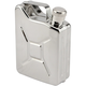 Gas Can Shaped Flask - 6 oz - Stainless Steel