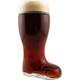 Stolzle Oktoberfest Style Glass Beer Boot - 1 Liter
