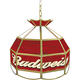 Budweiser Stained Glass Tiffany Lamp