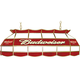 Budweiser Stained Glass Pool Table Light