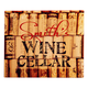 Wine Cellar Personalized Bar Sign