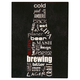 Beer Bottle Personalized Bar Sign