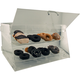 Acrylic Pastry - Donut Display Case - Two Shelves