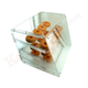 Acrylic Pastry - Donut Display Case - Three Shelves