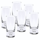 Badash Galaxy Mouth Blown Crystal Shot Glasses - 2.5 oz - Set of 6