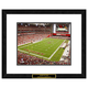 Arizona Cardinals NFL Framed Double Matted Stadium Print