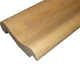 Bar Rail Molding - Wood Arm Rest - Red Oak